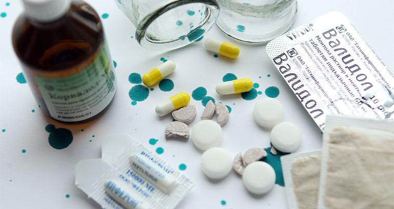 hình ảnh dị ứng thuốc nổi mề đay