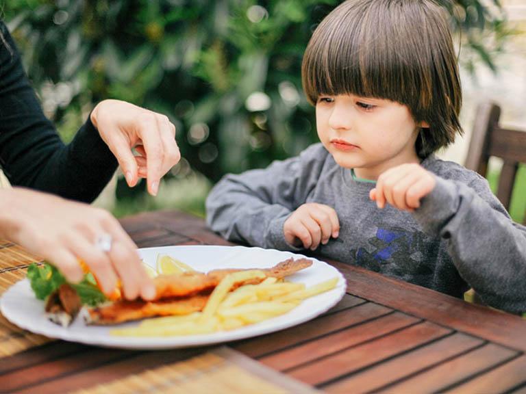 Bệnh tổ đỉa ở trẻ em
