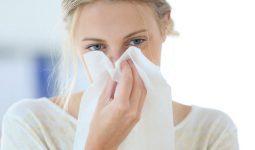 Cách chữa trị sổ mũi tại nhà rất đơn giản và hiệu quả