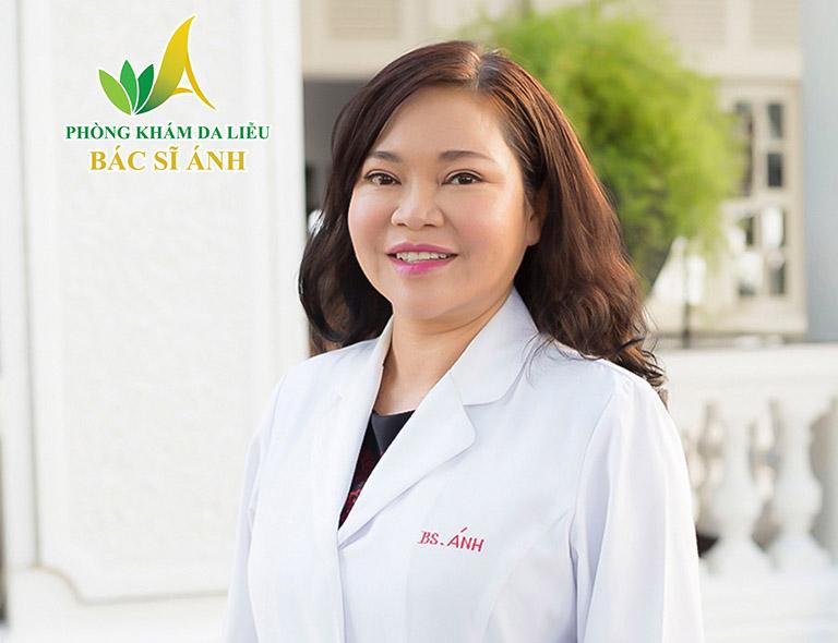 Bác sĩ Trần Ngọc Ánh là bác sĩ chuyên thăm khám và điều trị các vấn đề hàng đầu tại Thành phố Hồ Chí Minh