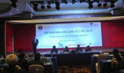 Hội nghị khoa học kinh tế y tế lần 4