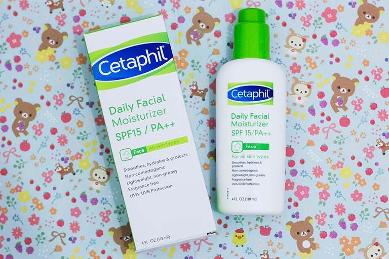Cetaphil Moisturizing Cream - Sữa dưỡng ẩm cho trẻ bị viêm da cơ địa