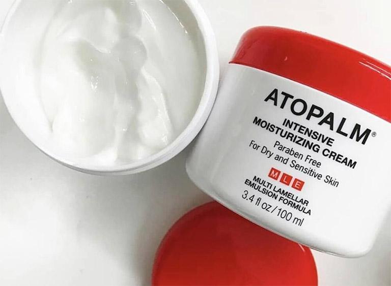 Atopalm Intensive Moisturizing Cream - Giải pháp an toàn cho trẻ bị viêm da cơ địa