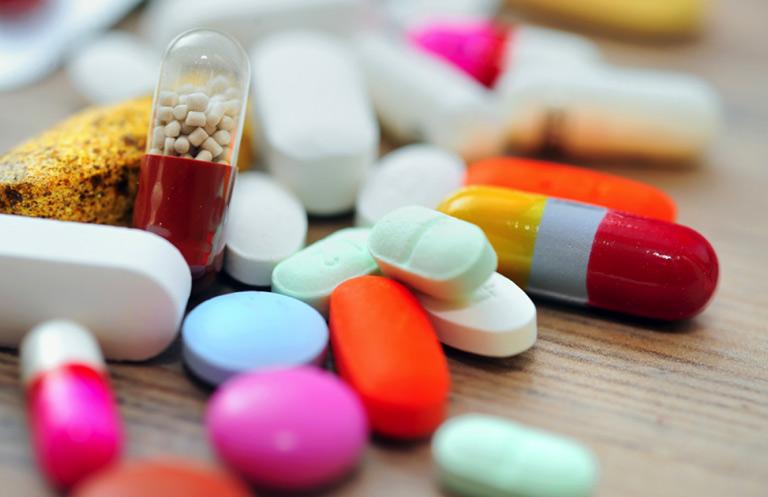 Một số loại thuốc tây trị viêm nhiễm