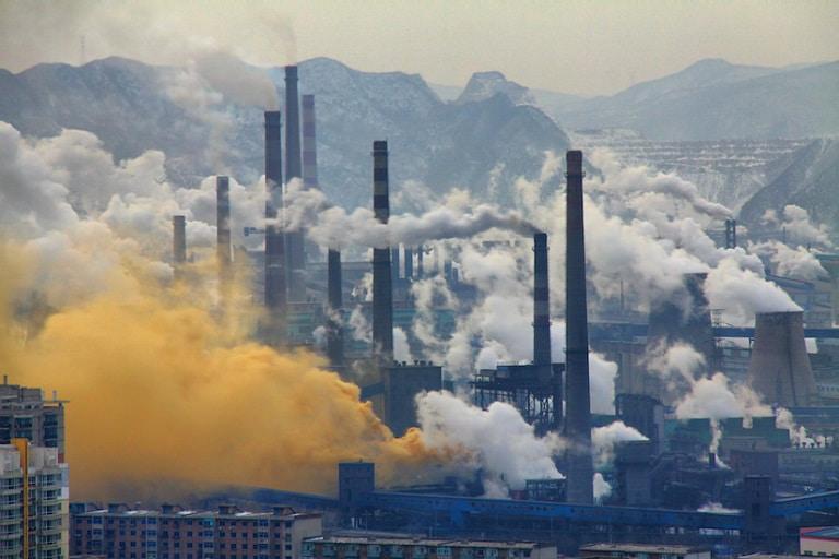 Ô nhiễm môi trường có thể gây viêm xoang sàng trước, sau