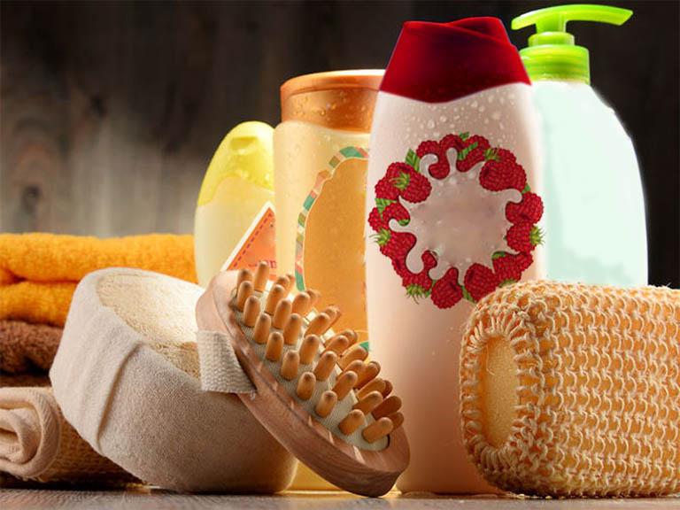 Nguyên tắc lựa chọn sữa tắm cho người bị viêm da cơ địa