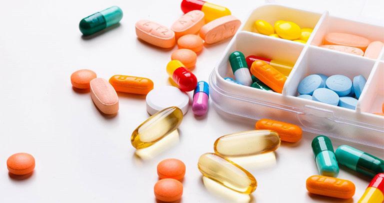 thuốc điều trị bệnh vảy nến thể giọt