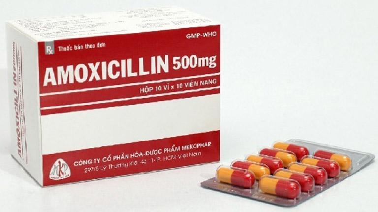 Đây là loại thuốc dùng để điều trị viêm họng khi cơ thể bị vi khuẩn tấn công