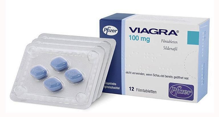 Thuốc Viagra được ví như thần dược cứu cánh cho các quý ông trong chốn phòng the