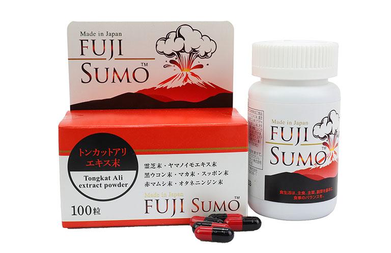 Fuji Sumo là thực phẩm chức năng tăng cường sinh lý nam giới có xuất xứ từ Nhật Bản