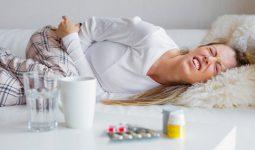 Đau dạ dày hoặc trào ngược dạ dày thực quản cũng có thể gây ra tình trạng viêm họng ho nhiều đau cổ