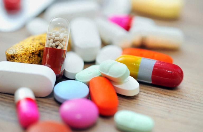 Trị viêm họng xung huyết thì các loại thuốc kháng sinh