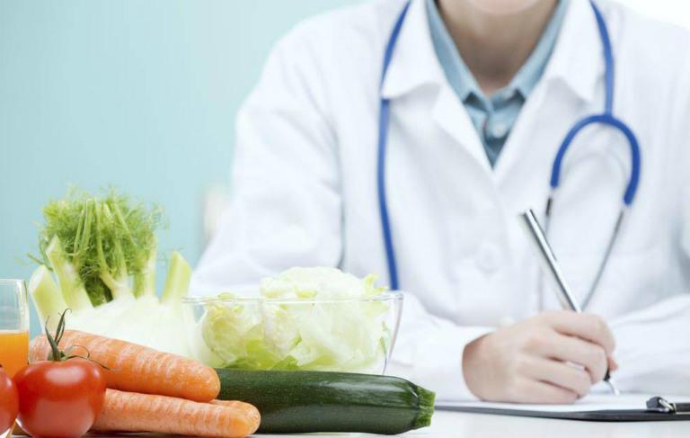 Bệnh nhân cần lưu ý trong chế độ ăn uống
