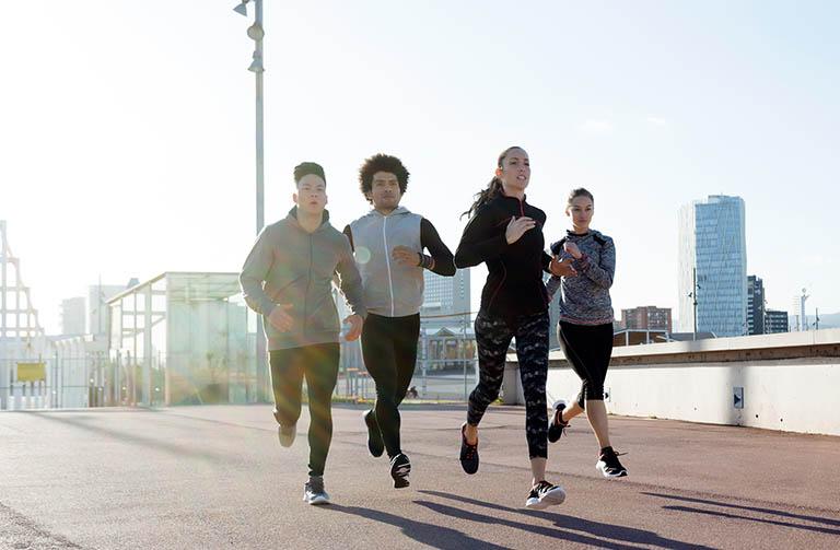 Duy trì thói quen luyện tập thể dục