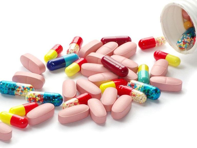 Phương pháp trị nuốt nước bọt đau họng phổ biến hiện nay là tây y