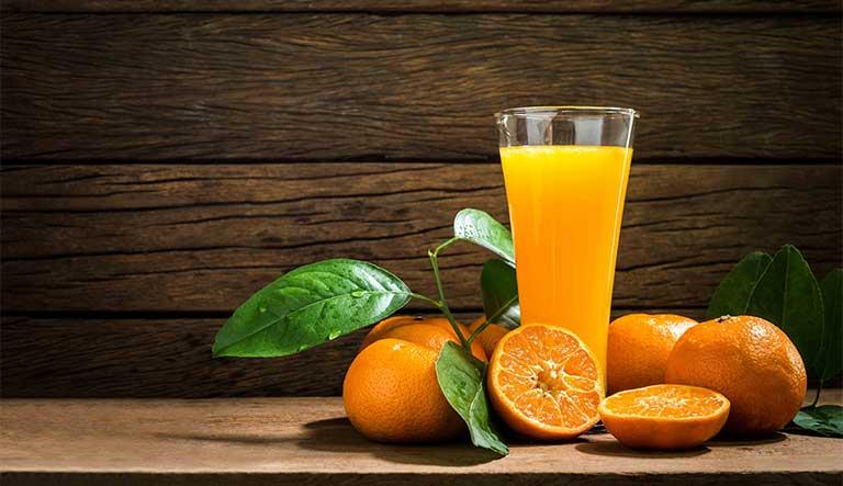 Thành phần, công dụng của nước cam mà bạn chưa biết