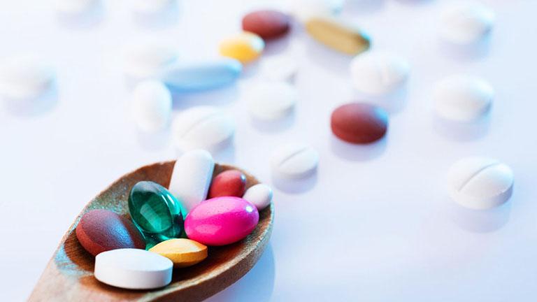 Sử dụng thuốc Tây chữa trị đem lại hiệu quả nhanh chóng