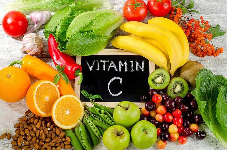 Thực phẩm chứa vitamin C chữa viêm họng hiệu quả