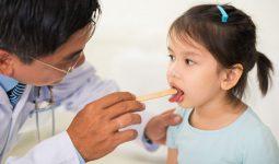Viêm họng ở trẻ em là căn bệnh hô hấp thường gặp