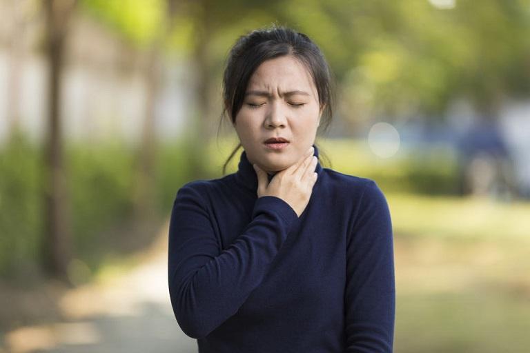 Viêm họng là căn bệnh phổ biến khiến người bệnh khó chịu, mệt mỏi
