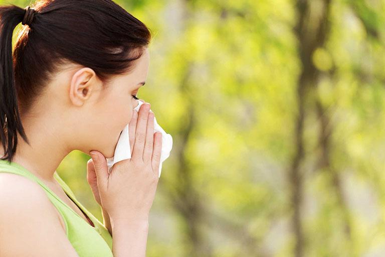 Phấn hoa là một trong số những nguyên nhân gây viêm mũi dị ứng