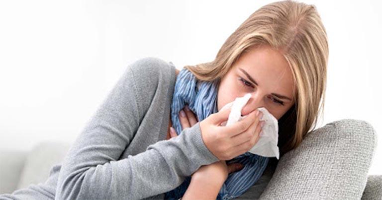 Viêm mũi họng xuất tiết gây ảnh hưởng nghiêm trọng tới sinh hoạt và sức khỏe