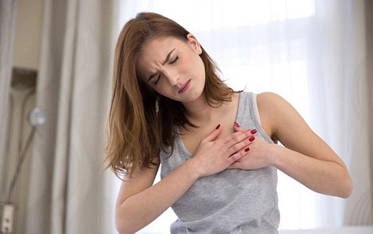 Nhiều biến chứng nguy hiểm của viêm phế quản