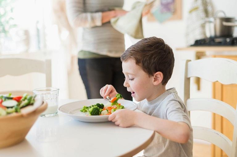 viêm phế quản nên ăn gì