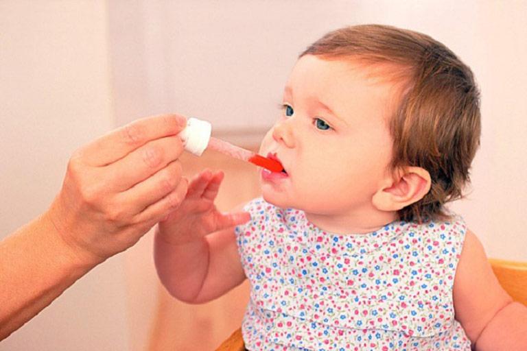 Thuốc chữa viêm phế quản ở trẻ em