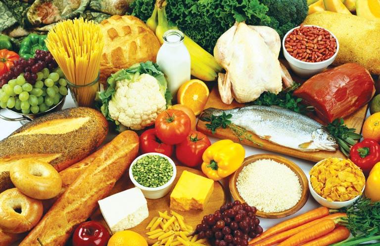 Xây dựng chế độ ăn uống khoa học