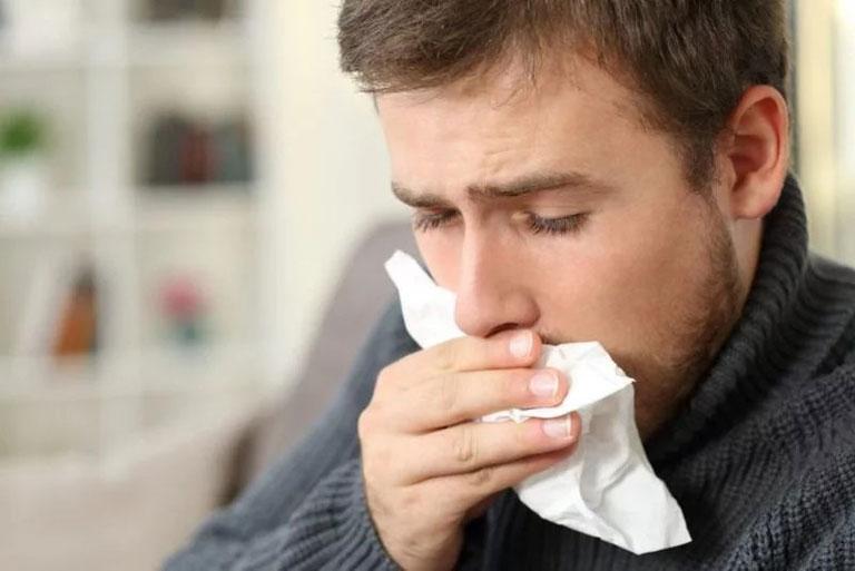 Nguyên nhân gây bệnh ho thường gặp