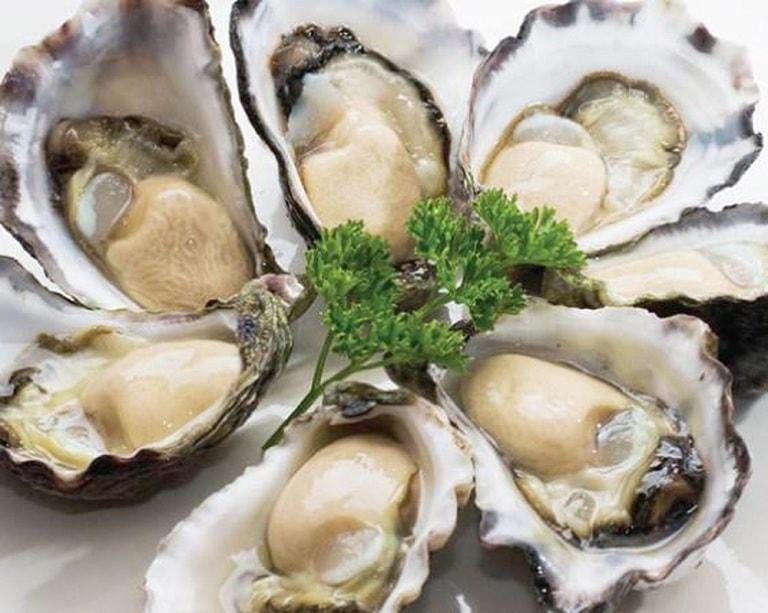 Ăn gì để cườHàu là thực phẩm vàng để giải quyết vấn đề ăn gì để cường dươngng dương