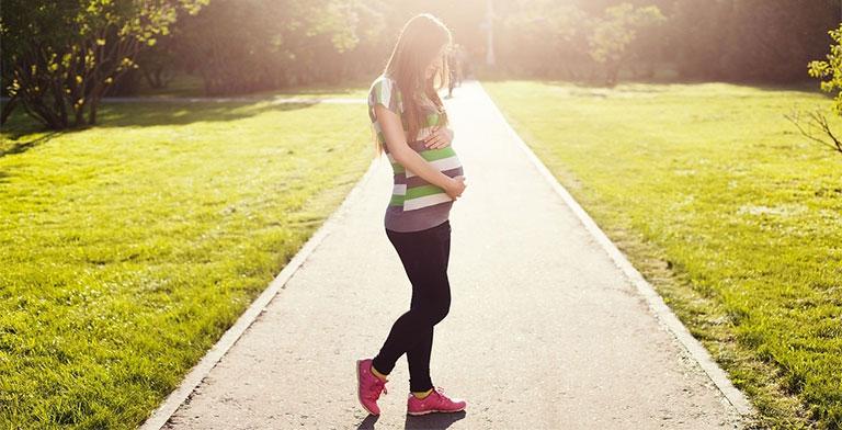 Biểu hiện đau đại tràng khi mang thai
