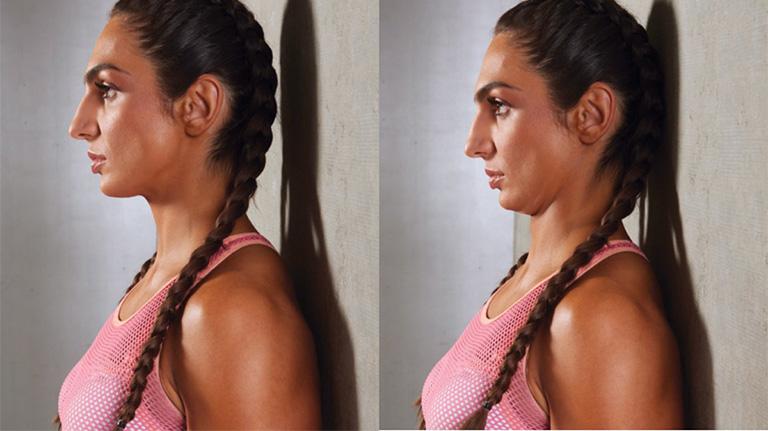 Bài tập Yoga chữa đau cổ
