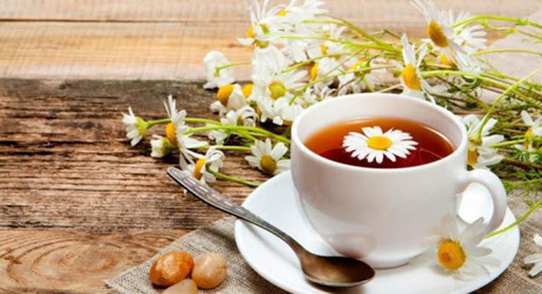 bài thuốc dân gian chữa đau dạ dày từ hoa cúc