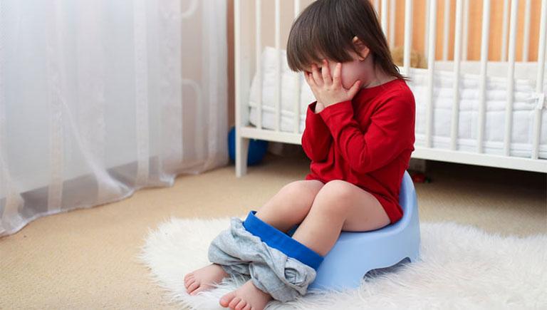 Bệnh trĩ ở trẻ em và cách điều trị