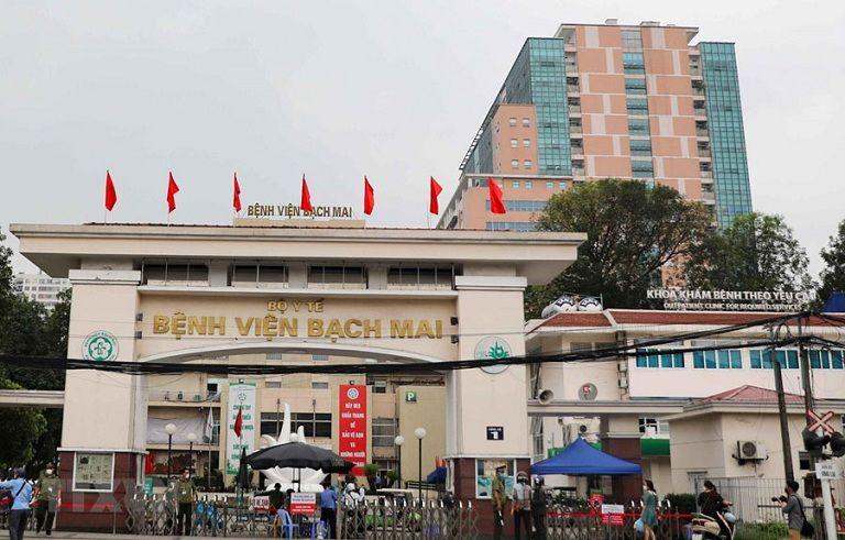 Khoa Tai Mũi Họng bệnh viện Bạch Mai được nhiều người tin cậy và lựa chọn khám chữa bệnh