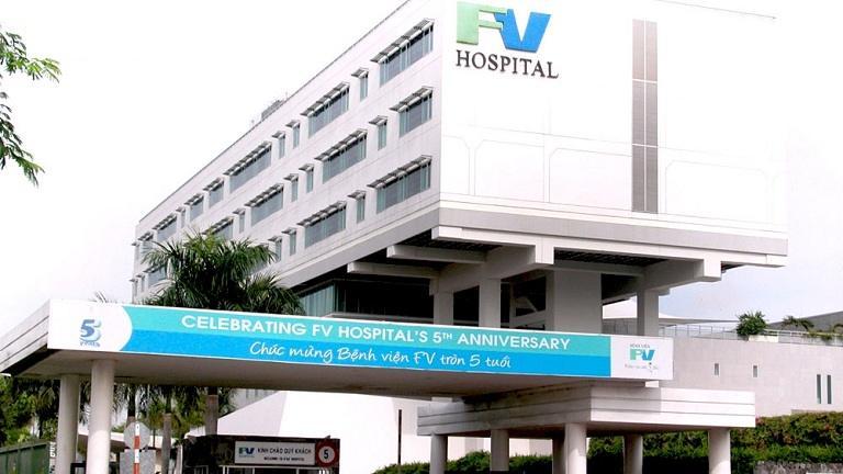 Bệnh viện Việt Pháp Hà Nội là cơ sở y tế tư nhân uy tín, chất lượng