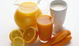 Bị ho có nên uống nước cam