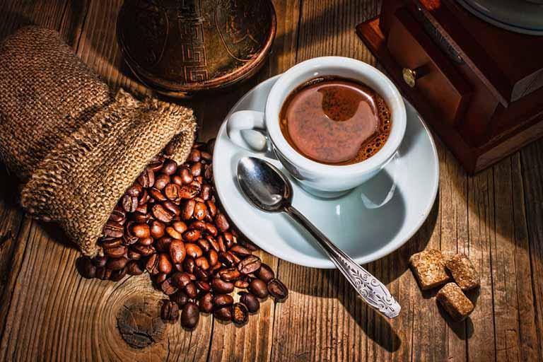 bị vi khuẩn hp nên kiêng cà phê