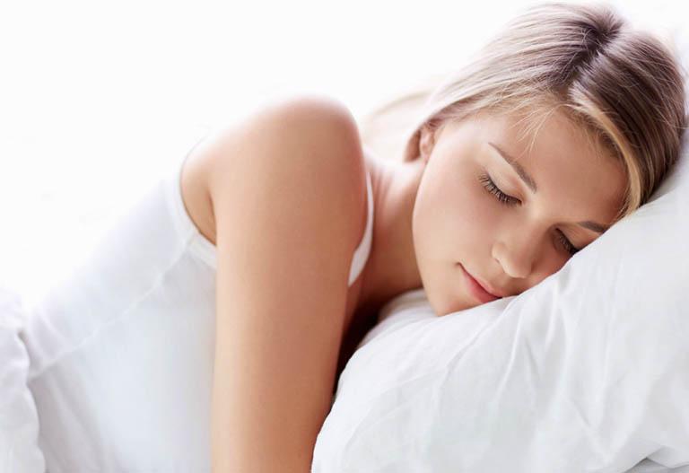 Người bệnh cần được nghỉ ngơi trong một không gian yên tĩnh