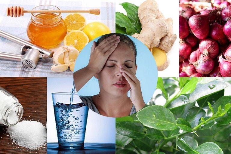 Một số thực phẩm giúp giảm thiểu nguy cơ mắc bệnh viêm mũi