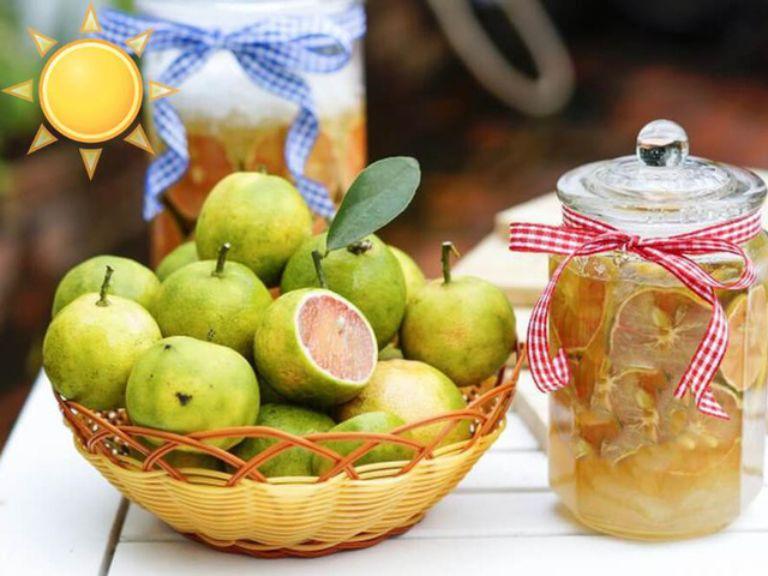 Bài thuốc chữa ho an toàn cho con từ mật ong và chanh đào