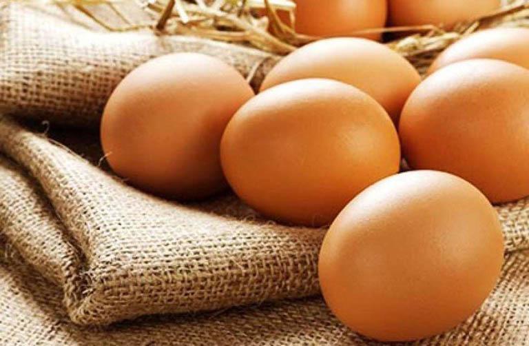 Trị ho với trứng gà đảm bảo dinh dưỡng