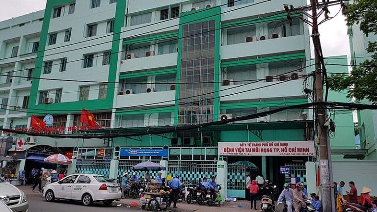 Bệnh viện Tai mũi họng TP HCM