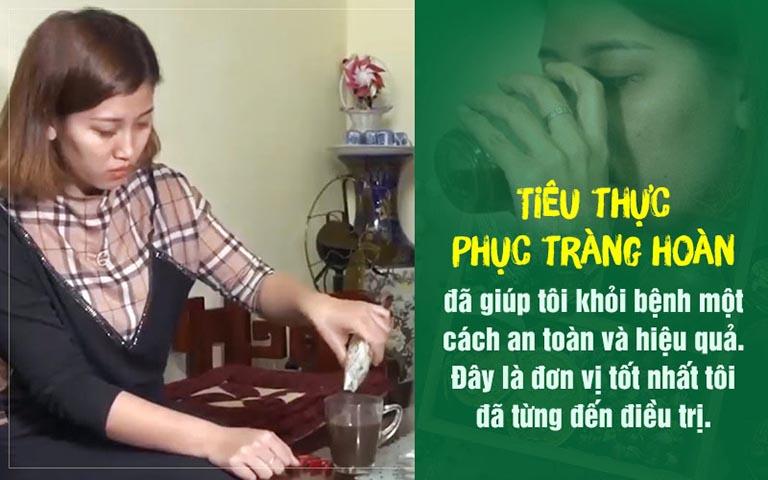 Bệnh nhân chữa khỏi viêm đại tràng nhờ Thuốc dân tộc chia sẻ bí quyết cùng VTC2