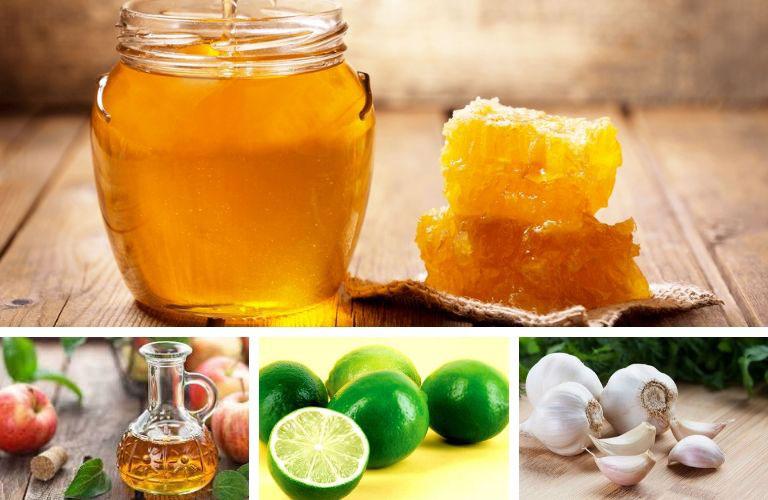 Chữa viêm phế quản hiệu quả bằng mật ong