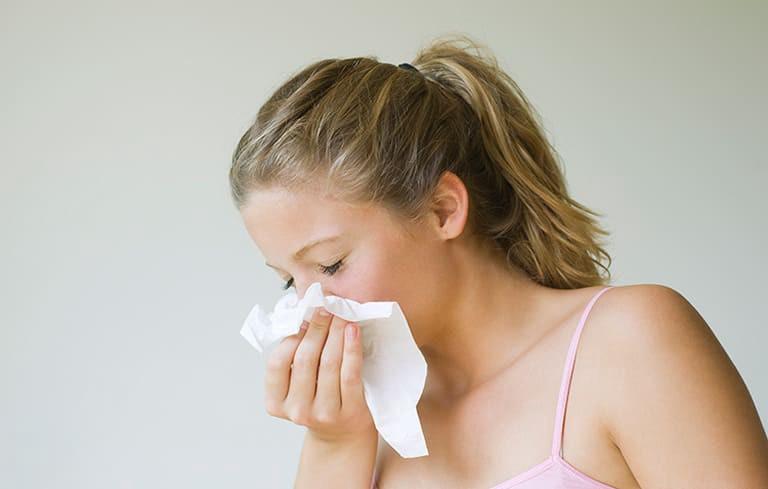 Dấu hiệu cho thấy bạn mắc bệnh về mũi do dùng máy lạnh