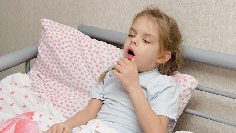 Viêm phế quản cấp thường do virus