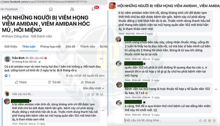 Thanh hầu bổ phế thang được bàn luận sôi nổi trên mạng xã hội